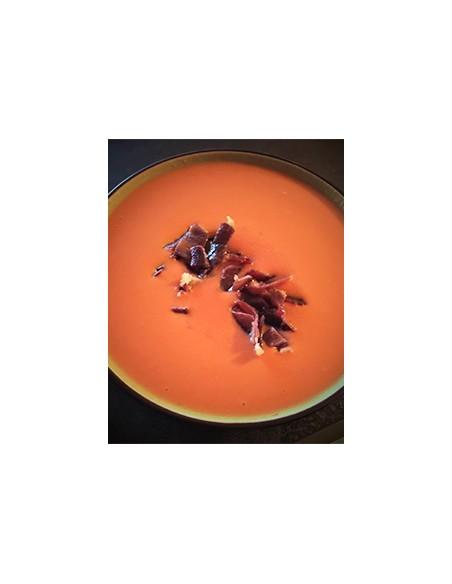 Gazpacho en taza